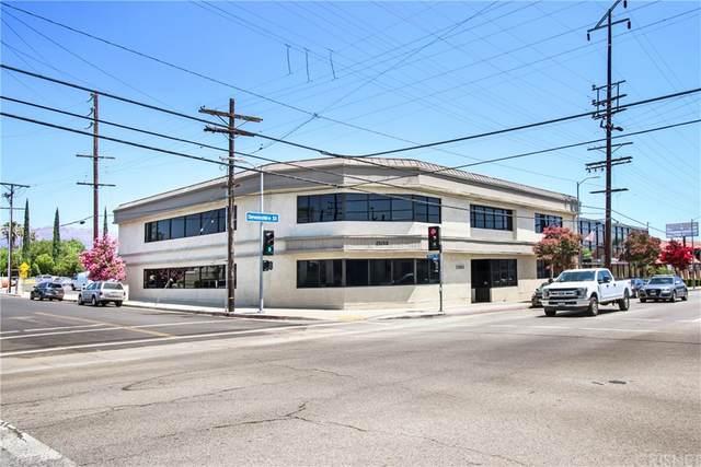 21053 Devonshire Street #201, Chatsworth, CA 91311 (#SR21166551) :: Cochren Realty Team | KW the Lakes