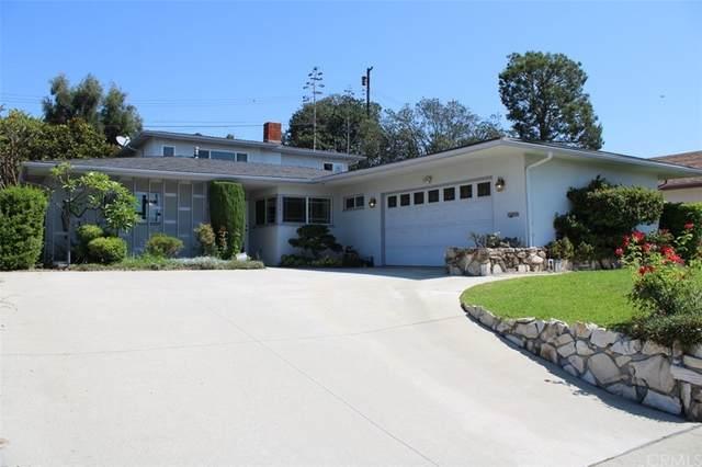 1021 Glenview Terrace, Monterey Park, CA 91754 (#CV21165863) :: Jett Real Estate Group