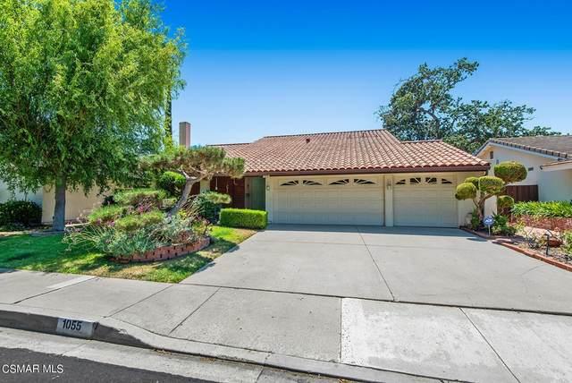 1055 Evenstar Avenue, Westlake Village, CA 91361 (#221004167) :: Zen Ziejewski and Team