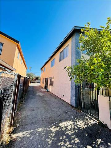 342 E 61st Street, Los Angeles (City), CA 90003 (#DW21166559) :: Realty ONE Group Empire