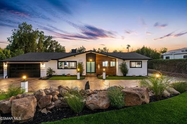 251 Encino Vista Drive, Thousand Oaks, CA 91362 (#221004166) :: Zen Ziejewski and Team