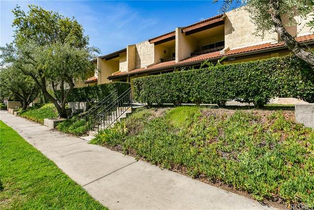 7743 Via Napoli #78, Sun Valley, CA 91504 (#SR21165517) :: Legacy 15 Real Estate Brokers