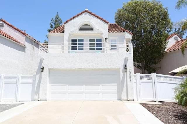 10527 Flora Verda Ct, Santee, CA 92071 (#210021446) :: Jett Real Estate Group