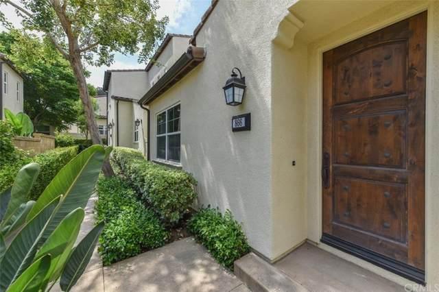 866 Terrace Lane W, Diamond Bar, CA 91765 (#TR21166271) :: Zen Ziejewski and Team
