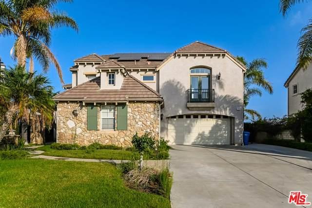 731 Camden Vista Court, Simi Valley, CA 93065 (#21766720) :: Powerhouse Real Estate