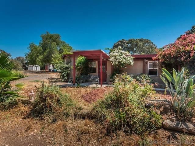 17935 Community Bldg Rd, Dulzura, CA 91917 (#210021447) :: eXp Realty of California Inc.