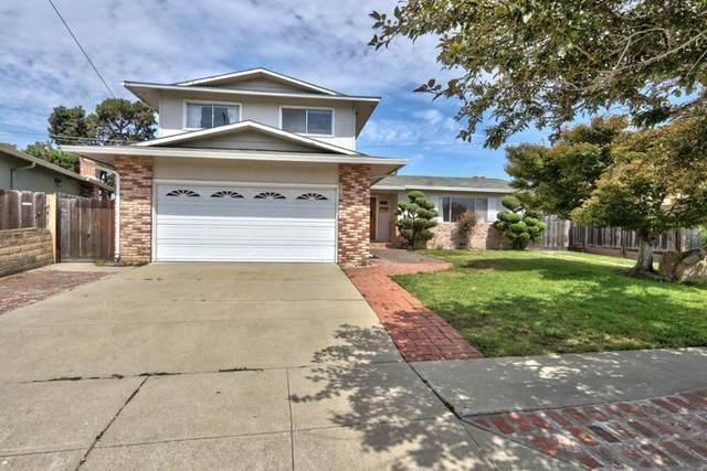 1449 Adams Street, Salinas, CA 93906 (#ML81855925) :: Team Tami