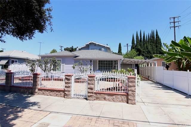 1840 Daisy Avenue, Long Beach, CA 90806 (#PW21165679) :: Team Tami