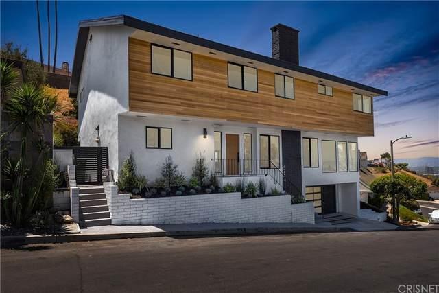 4234 Don Arellanes Drive, Baldwin Hills, CA 90008 (#SR21163560) :: The Kohler Group