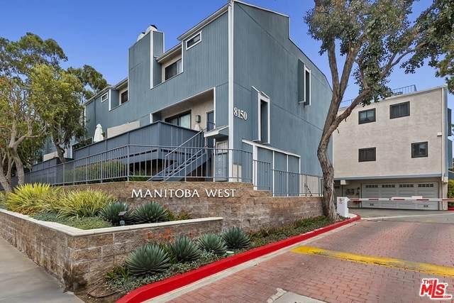 8158 Manitoba Street #6, Playa Del Rey, CA 90293 (#21766236) :: RE/MAX Empire Properties