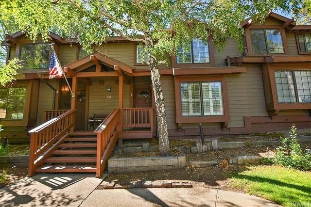 799 Cienega Road B, Big Bear, CA 92315 (#PW21166678) :: Legacy 15 Real Estate Brokers