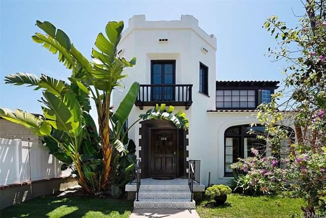 228 Saint Joseph Avenue, Long Beach, CA 90803 (#NP21166591) :: Go Gabby