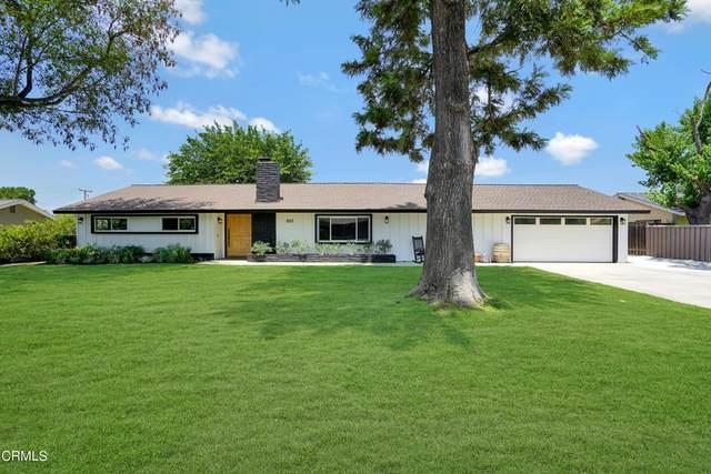 1823 Montgomery Road, Thousand Oaks, CA 91360 (#V1-7455) :: Zen Ziejewski and Team