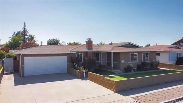 227 N Coolidge Avenue, Anaheim, CA 92801 (#PW21156904) :: Team Tami