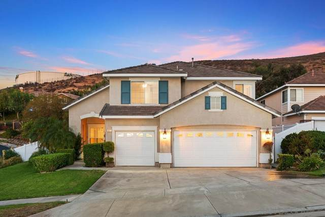 817 Allegre Circle, Corona, CA 92879 (#210021459) :: Eight Luxe Homes