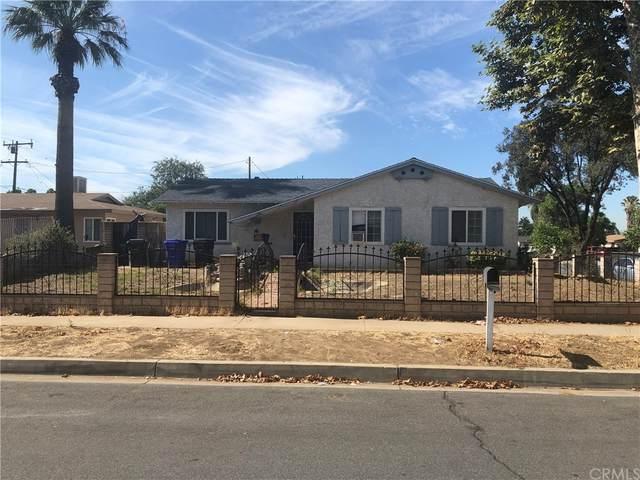 1093 Lorraine Place, Rialto, CA 92376 (#CV21166684) :: Mark Nazzal Real Estate Group