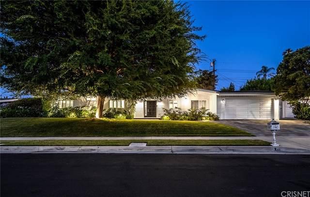 23742 Kivik Street, Woodland Hills, CA 91367 (#SR21156112) :: Zutila, Inc.