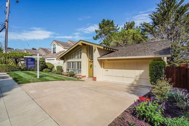2000 Timberlane Way, San Mateo, CA 94402 (#ML81855945) :: Team Tami
