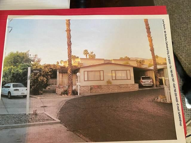 361 Buffalo Road, Cathedral City, CA 92234 (#219065493DA) :: Elevate Palm Springs