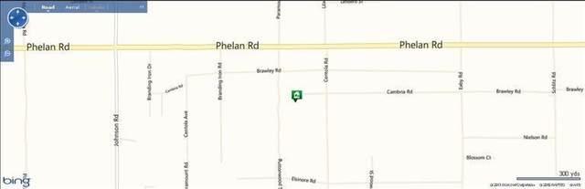 0 Buttonwood Street, Phelan, CA 92371 (#537740) :: Team Tami