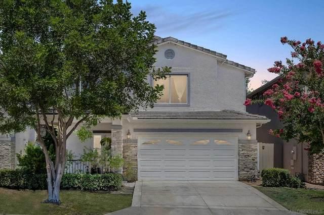 8762 Glen Vista Way, Santee, CA 92071 (#210021467) :: Jett Real Estate Group