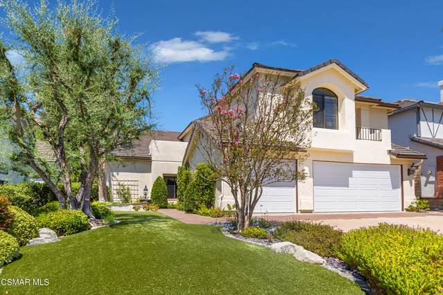 5627 Silver Valley Avenue, Agoura Hills, CA 91301 (#221004170) :: Wendy Rich-Soto and Associates