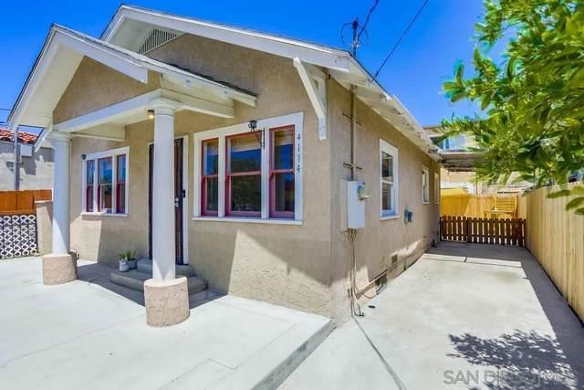 4114 Polk Avenue, San Diego, CA 92105 (#210021475) :: Realty ONE Group Empire