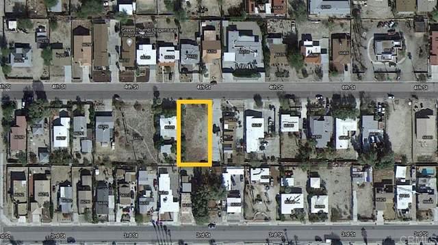 0 4th Street, Desert Hot Springs, CA 92240 (#NDP2108838) :: Elevate Palm Springs