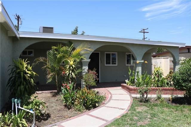 5211 N Vogue Avenue, Azusa, CA 91702 (#CV21164026) :: Mint Real Estate