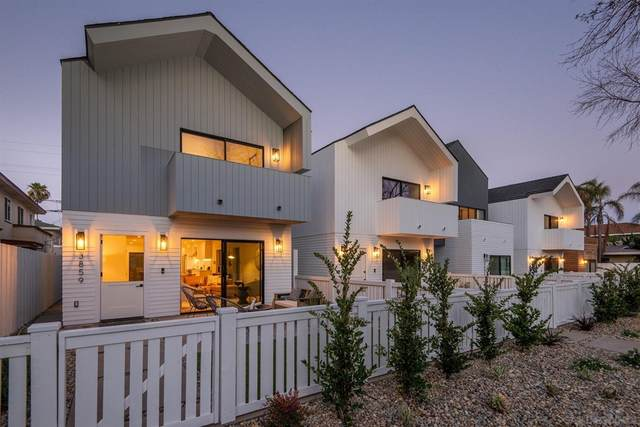 3857 Sequoia St., San Diego, CA 92109 (#210021479) :: Cochren Realty Team | KW the Lakes