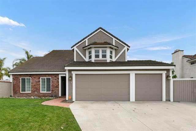 17332 Bonner Drive, Tustin, CA 92780 (#OC21166768) :: Zutila, Inc.