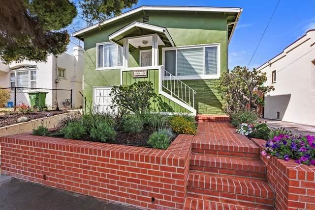 3443 Suter Street, Oakland, CA 94602 (#ML81854518) :: Team Tami