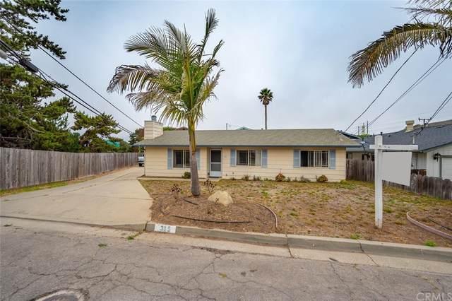 385 Selby Street, Morro Bay, CA 93442 (#PI21163984) :: Realty ONE Group Empire