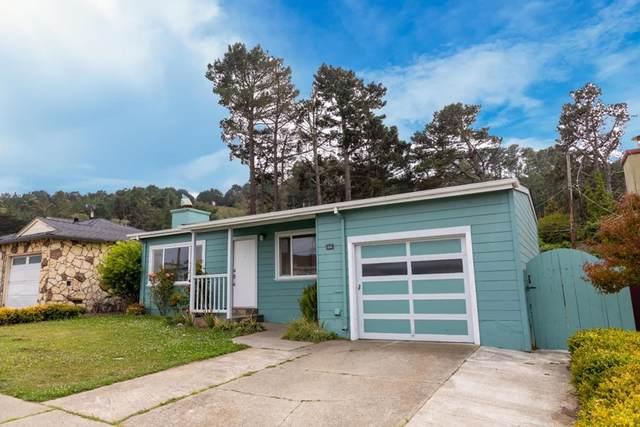 216 Clifden Drive, South San Francisco, CA 94080 (#ML81855959) :: Team Tami