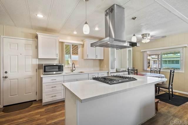1515 Capalina Rd. #33, San Marcos, CA 92069 (#NDP2108840) :: Doherty Real Estate Group