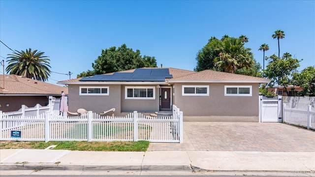 5882 Adams Avenue, San Diego, CA 92115 (#PTP2105345) :: Latrice Deluna Homes