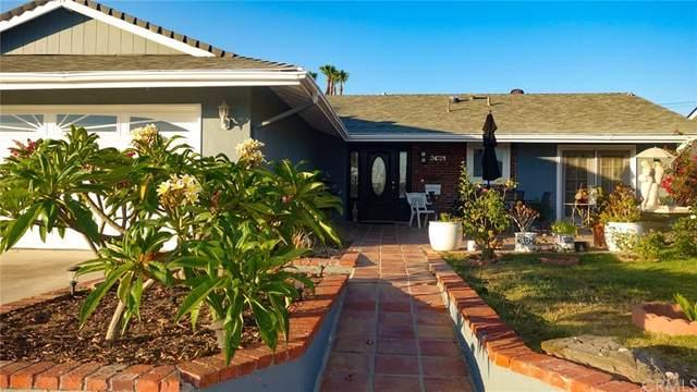 24721 Calle El Toro Grande, Lake Forest, CA 92630 (#PW21166786) :: Plan A Real Estate