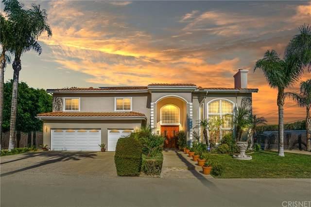 11508 Jenny Lane, Granada Hills, CA 91344 (#SR21158393) :: Zutila, Inc.