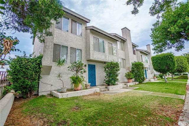 15305 S Berendo Avenue #1, Gardena, CA 90247 (#DW21146558) :: Realty ONE Group Empire