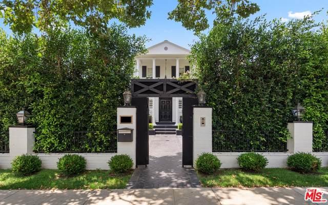 9885 Carmelita Avenue, Beverly Hills, CA 90210 (#21766652) :: Mainstreet Realtors®
