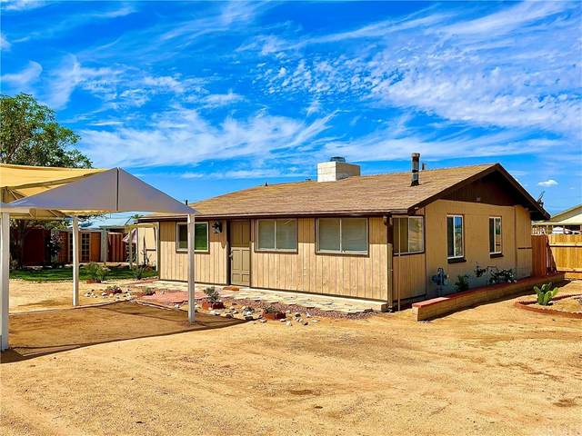21375 Del Oro Road, Apple Valley, CA 92308 (#EV21166827) :: Cochren Realty Team | KW the Lakes