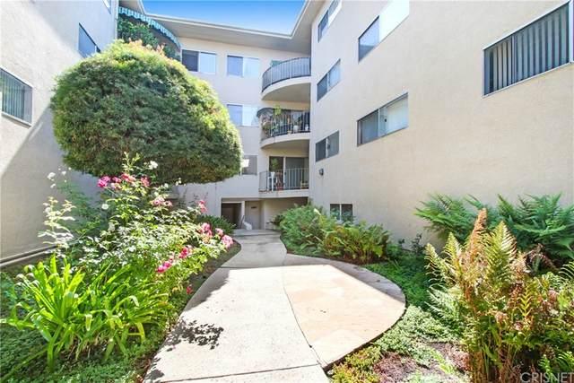 5400 Lindley Avenue 112A, Encino, CA 91316 (#SR21166123) :: Zen Ziejewski and Team