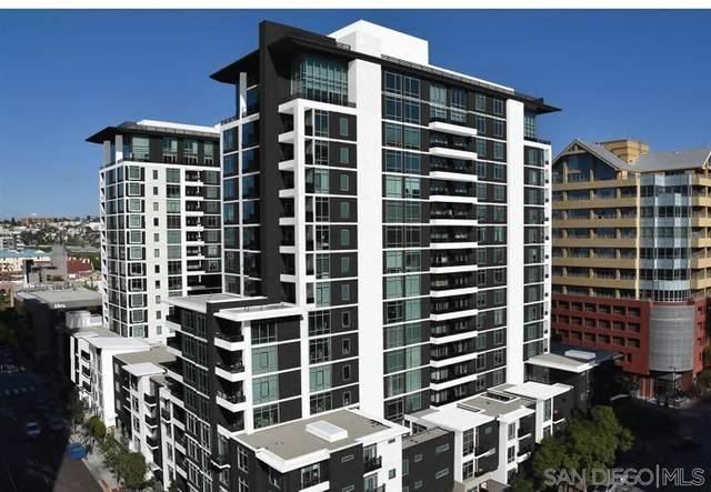 425 W Beech Street #604, San Diego, CA 92101 (#210021491) :: Massa & Associates Real Estate Group   eXp California Realty Inc
