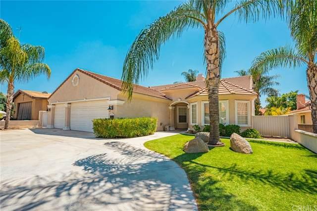 23201 Canyon Lake Drive S, Canyon Lake, CA 92587 (#SW21165144) :: Realty ONE Group Empire