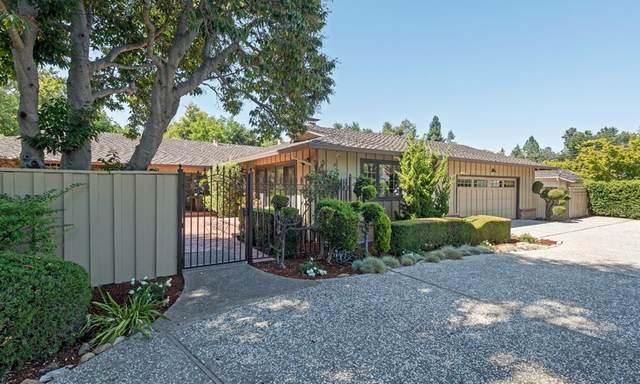 14927 Jerries Drive, Saratoga, CA 95070 (#ML81855969) :: Mark Nazzal Real Estate Group