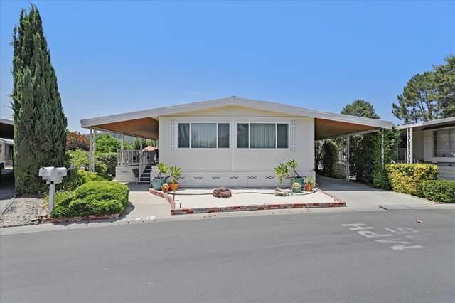 473 Mill Pond Drive #473, San Jose, CA 95125 (#ML81854210) :: Mark Nazzal Real Estate Group