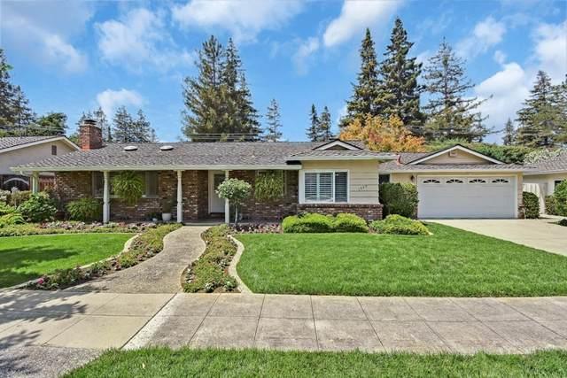1339 Cordelia Avenue, San Jose, CA 95129 (#ML81855967) :: Mark Nazzal Real Estate Group