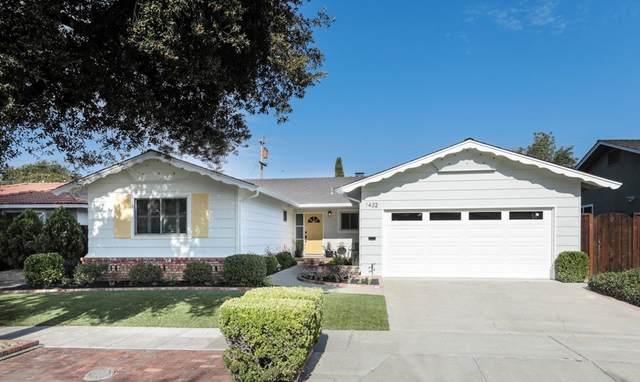 1432 Falcon Avenue, Sunnyvale, CA 94087 (#ML81855972) :: Mark Nazzal Real Estate Group