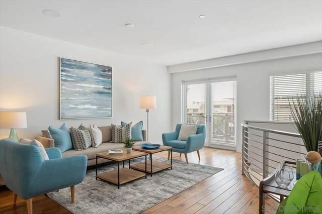 90 N Coast Highway 101 #203, Encinitas, CA 92024 (#210021499) :: Legacy 15 Real Estate Brokers