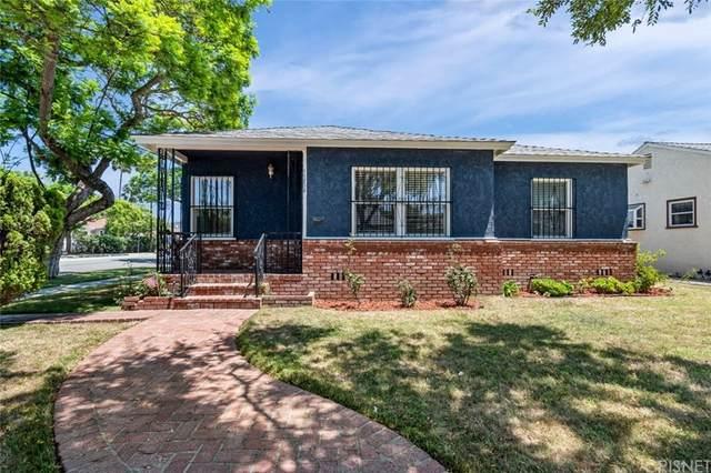 11202 Culver Park Drive, Culver City, CA 90230 (#SR21166613) :: Wendy Rich-Soto and Associates